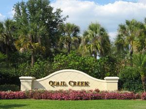 Quail Creek Estates Naples Florida