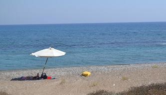 Mandria Paphos Beach in Cyprus