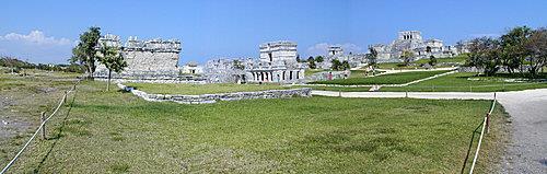 Sitio Arqueologico de Tulum