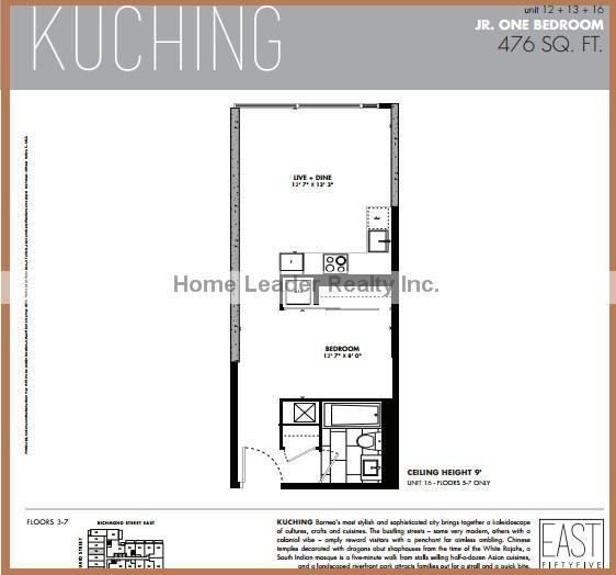 East 55 Condos Maziar Moini Broker Home Leader Realty Inc