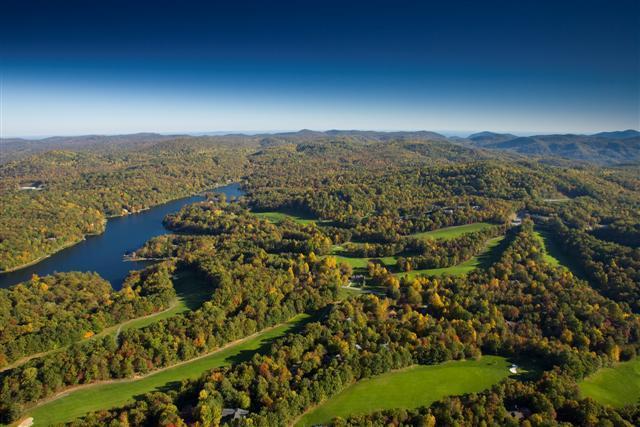 Connestee Falls Golf Club   Brevard, NC