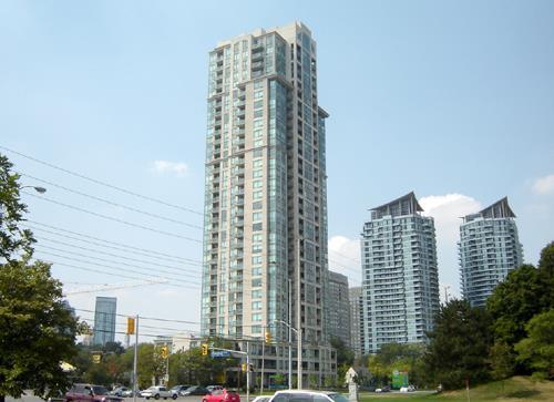 Eden Park Condominiums, Mississauga