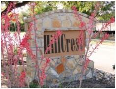 Hillcrest entry