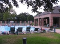 Legend Oaks Amenity Center Pool