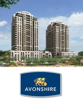 The pre-construction North York Avonshire Condominiums are Built GREEN Toronto condos for sale by Tridel Developments.