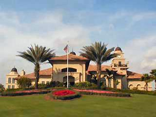 Olde Cypress Naples Fl community clubhouse