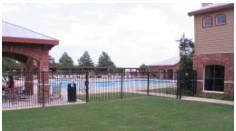 The pool at the Teravista Round Rock Resident's Club