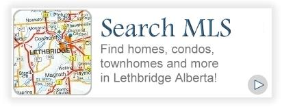 Search homes for sale in Lethbridge Alberta