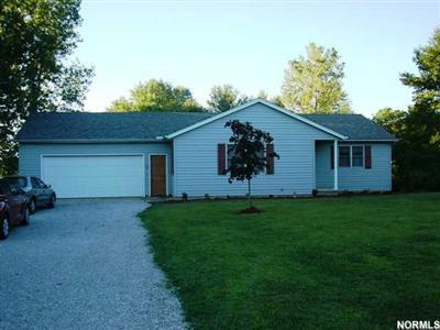 51238 Haigh Rd, Kipton, Ohio 44074, 2 Scenic Acres, Firelands Schools, 3 Bedroom, 2 Bath Country Ranch, Near Oberlin, Walkout Basement, Large Deck
