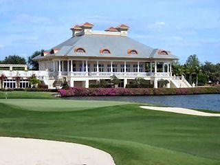 Grey Oaks Naples Fl community clubhouse