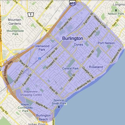 Southwest Burlington Homes for Sale