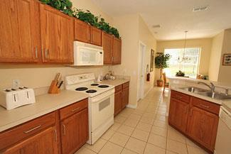 Rental Home Highlands Reserve 4 Bedroom near Disney World
