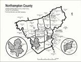 Northampton County Real Estate Map