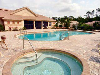 Delasol Naples Fl neighborhood pool