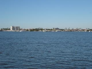 Royal Harbor Naples Fl waterfront neighborhood view