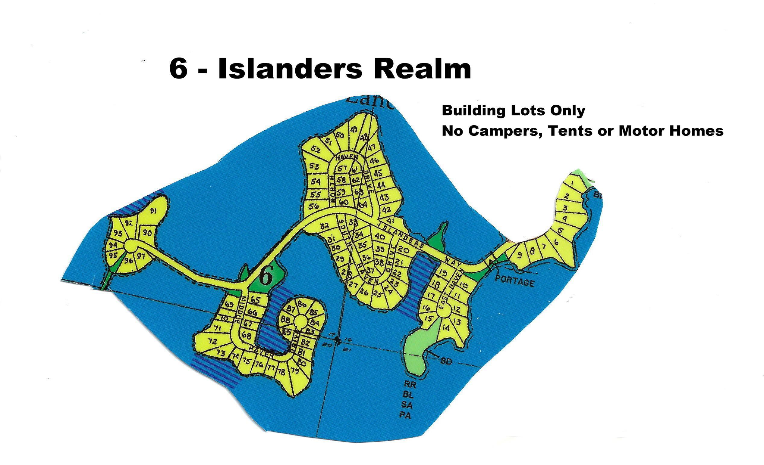 6   - ISLANDERS REALM (I)
