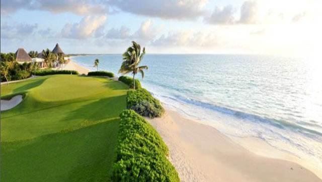 Mayakoba Golf Course