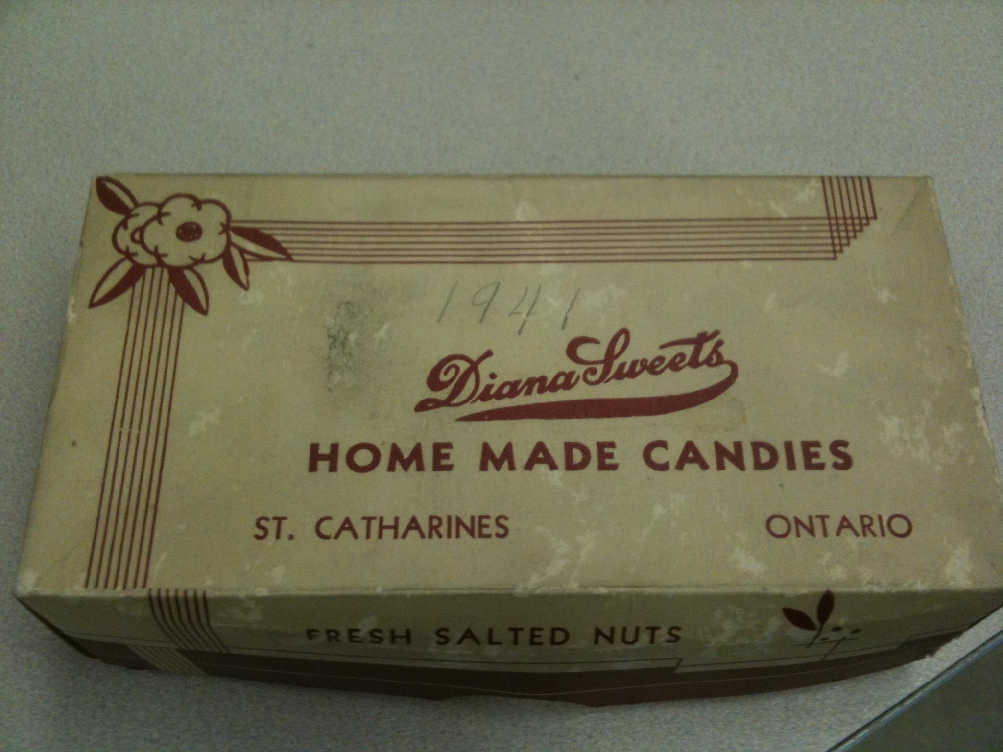 Diana Sweets Candy Box