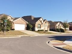 Another view of the StoneRidge community in Buda