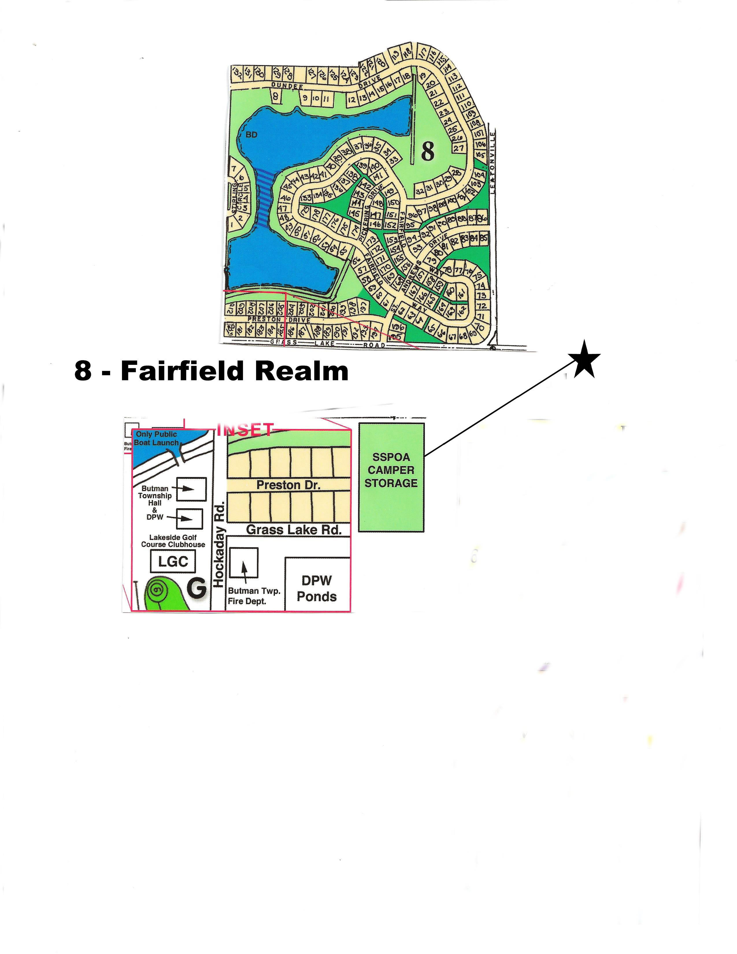 8   - FAIRFIELD REALM (F)