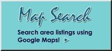 Search area listings using Google Maps