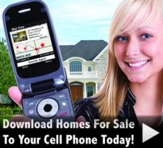 Search for NH homes on your cell phone