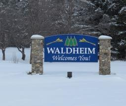Town of Waldheim