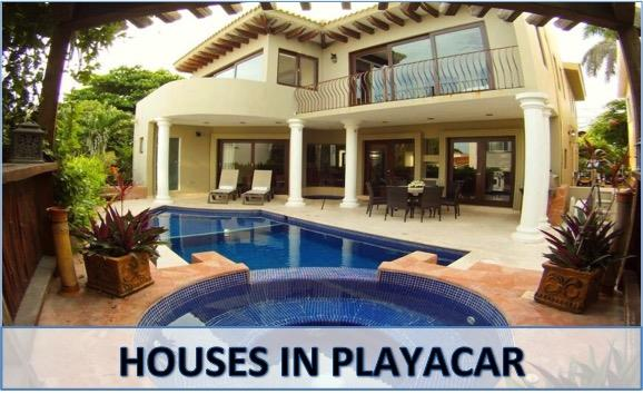 Playa del Carmen real estate for sale - Houses in Playacar