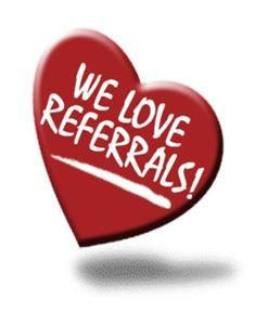 Mike Muranetz Loves Referrals!