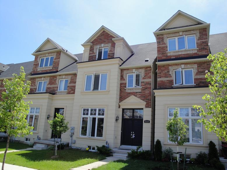 Townhomes Mississauga Eclipse Ave.