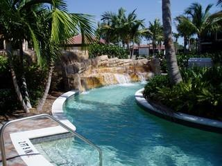Naples Bay Resort community pool