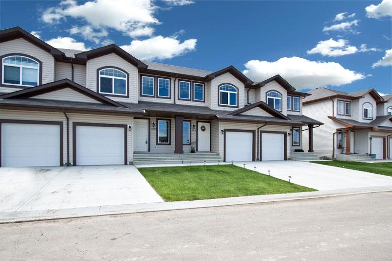 Leduc Townhomes for sale