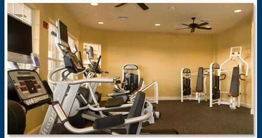 Vista Cay Fitness Room