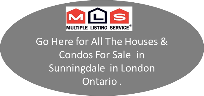 Search houses for sale Sunningdale London Ontario on MLS