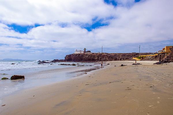 LA JOLLA EXCELLENCE BEACH ACCESS  ROSARITO BEACH