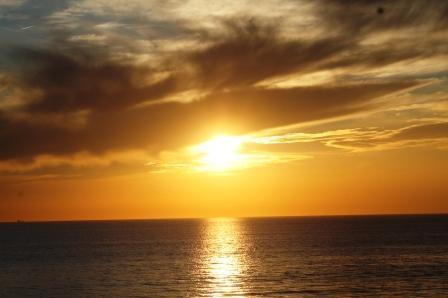 Sunset in Brejos da Carregueira
