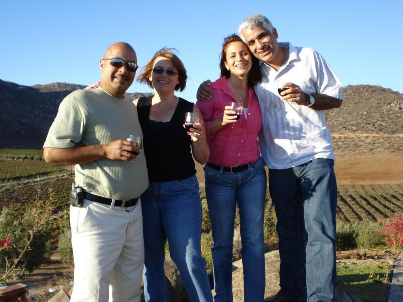 Valle De Guadalupe (WINE COUNTRY)