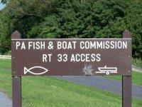 PA Fish & Boat Commission in Bethlehem Township