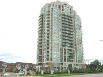 The Capri, condominium building Dixie and Rathburn in Mississauga, Ontario