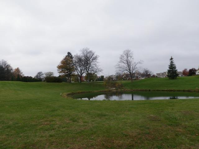Golf Course Country Club Village Northville Michigan