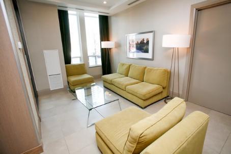 Eve condominium lobby