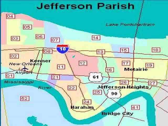 Jefferson Parish Zip Code Map.Old Jefferson Real Estate Homes For Sale In Old Jefferson Donna