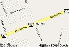 Ilderton Ontario Map