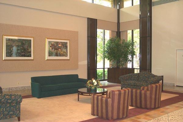 Skyline House Lobby