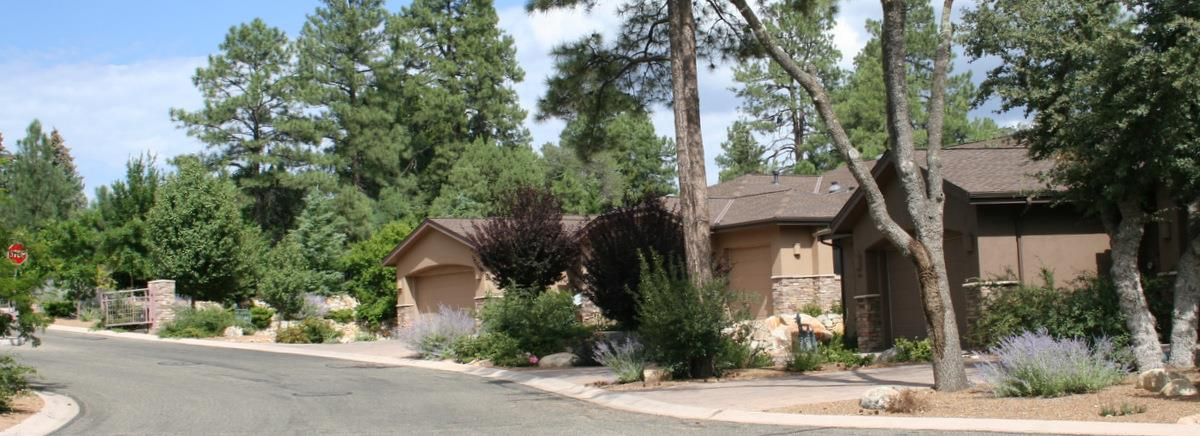 Timber Creek Town homes Homes Near Hassayampa Golf Community