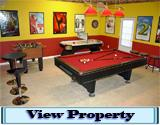7 Bedroom Emerald Island Home to Rent with Games Room