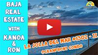 Oceanfront Condo for Sale in La Jolla del Mar