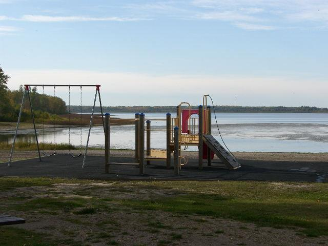 Lessard Lake Playground