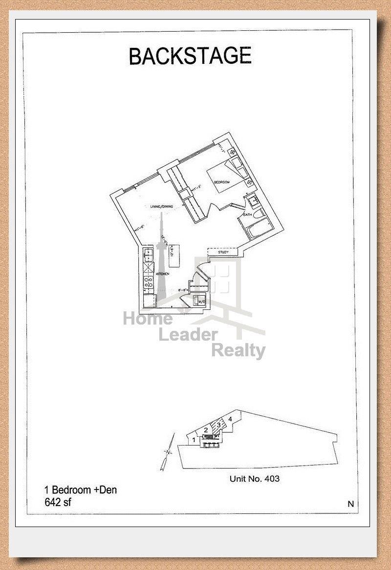 Backstage Condos - Home Leader Realty Inc  Maziar Moini Broker