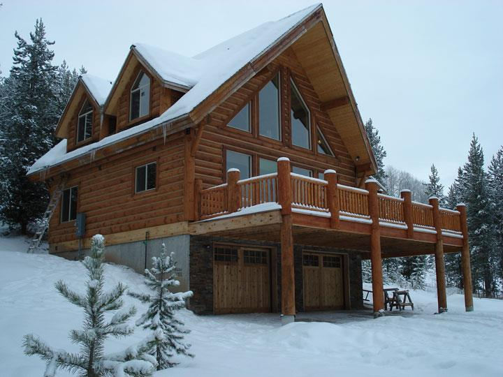 California Log Homes, Fox Hollow,log homes utah,log home builders, timberlakes, park city log homes